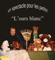 L'ours blanc recto